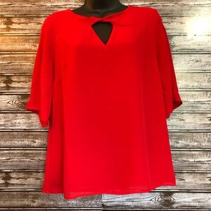 The Limited Twist Front Blouse